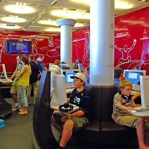 Интернет-кафе Дорогобужа