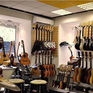 Музыкальные магазины Дорогобужа