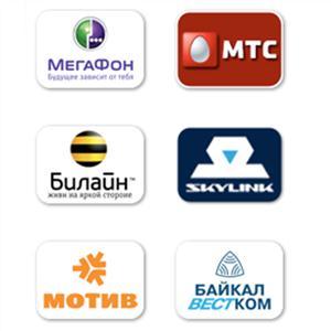 Операторы сотовой связи Дорогобужа
