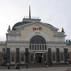 Железнодорожные вокзалы Дорогобужа